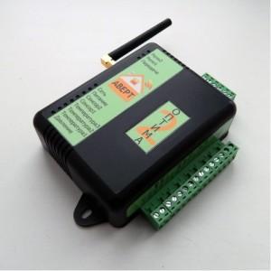 Управление котлом по GSM Optima-2