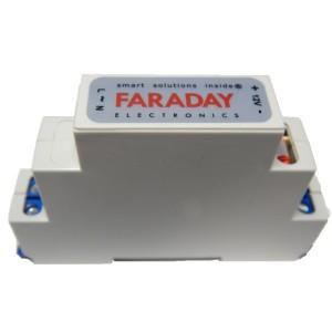 Блок питания Faraday 12W/OPF/Din (12В 1А)